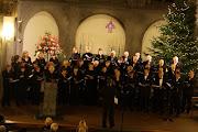 Photo: A-Cappella-Konzert Kirche St. Foillan, Aachen / 06.01.2011