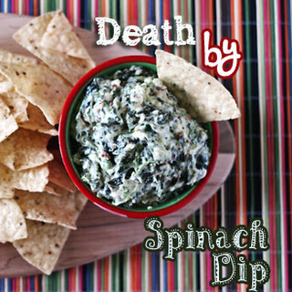 Easy Hot Spinach Dip