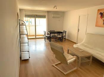 Appartement meublé 4 pièces 91 m2