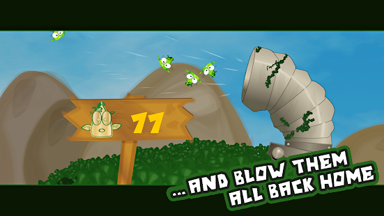 Lil Big Invasion: The Complete Adventure Screenshot