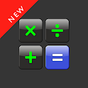 Hide photos & videos Photos vault calculator icon