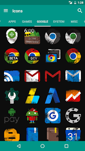 Ruggon - Icon Pack v2.0.1