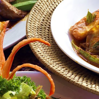 Steamed Fish with Lime Sauce