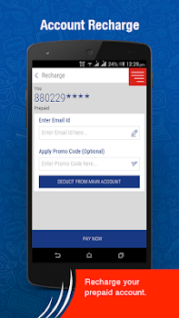 Aircel App- Recharge and BillPay