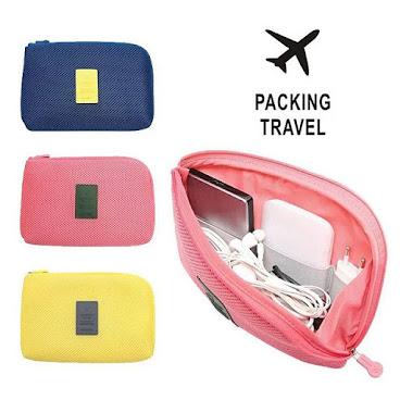 旅行電線/電子用品收納袋👛 <需預訂>