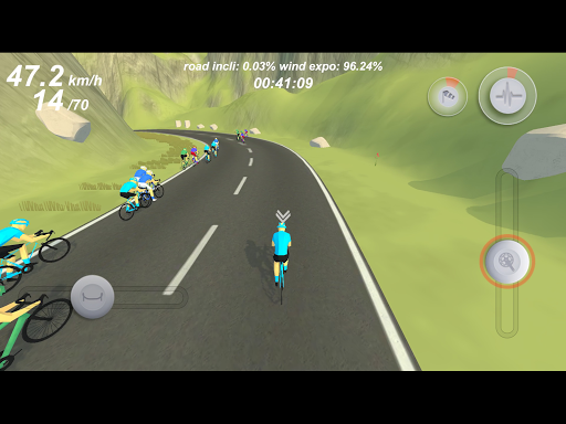 Pro Cycling Simulation android2mod screenshots 9