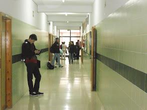 Photo: Sedmidenní cesta do Tomellosa ve Španělsku v rámci projektu Comenius. Pobytu ve Španělsku se zúčastnili tito studenti: 2. A - Simona, Markéta, Ondřej. 3. A - Tran, Lucie, Markéta, Ngan. 4. A - Lenka, Ondřej.