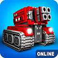 Blocky Cars - Online Shooting Game download
