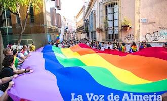 La marcha por la diversidad en imágenes
