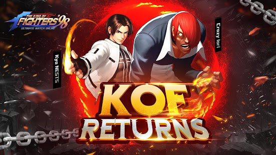 Game KOF'98 UM OL APK for Windows Phone