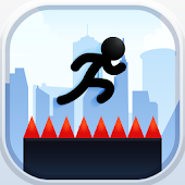 Stickman Shadow Parkour - Run and Jump