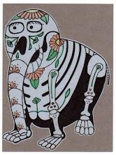 Photo: Mail Art 365 Day 3 card 3b