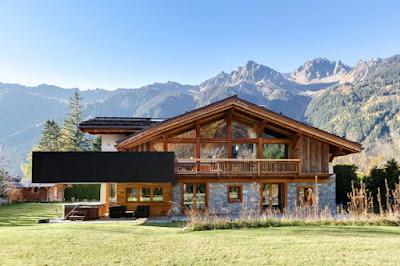The Perfect Alpine Escape in Chamonix in megeve
