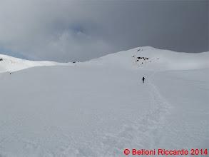 Photo: Ric_IMG_2921 io in paradiso verso Cima Forzellina