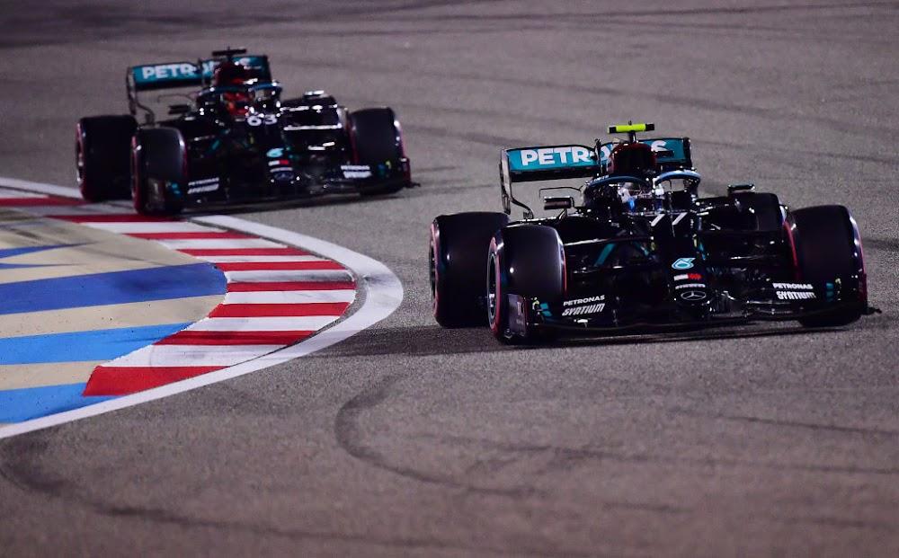 Lewis Hamilton fastest in Spanish GP practice