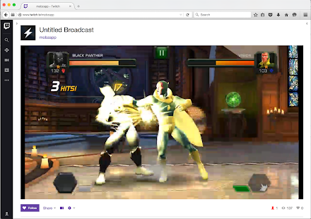 Screen Stream Mirroring- screenshot thumbnail