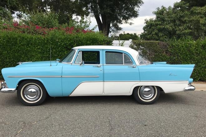 1956 Plymouth savoy Hire CA 92506