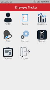 employee tracker apps on google play