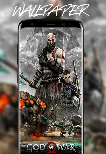 God Of War 4 Wallpapers Hd Apk Download Apkpureco