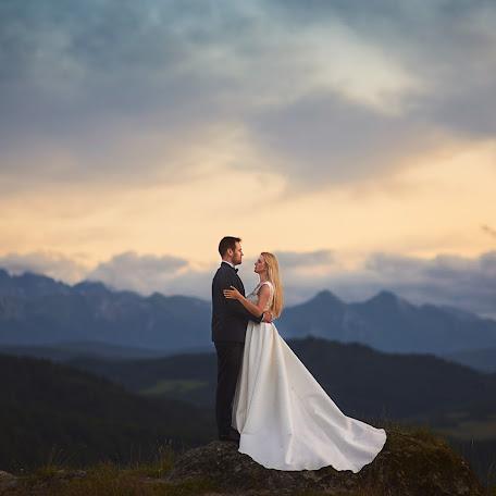 Wedding photographer Grzegorz Ciepiel (ciepiel). Photo of 28.09.2017