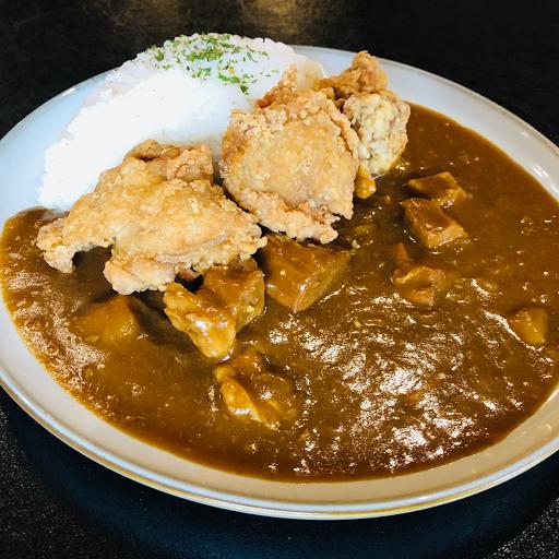 Karaage Curry (Japanese Fried Chicken)