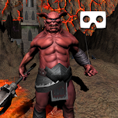 VR Hell Journey Horror Ride (Google Cardboard) Android APK Download Free By Romale Game Studio