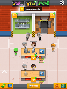 Idle Factory Tycoon 2020