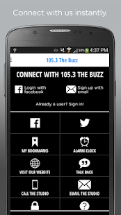 105.3 The Buzz- screenshot thumbnail