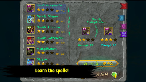 Heroes of Math and Magic  screenshots 20