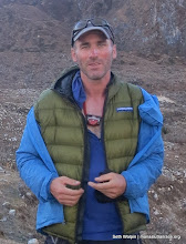 Photo: It ended up being a really long day. I couldn't figure out my temp. Close to 4,000m/13,000ft