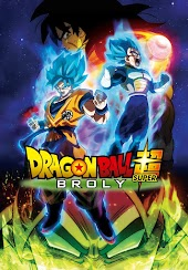 DRAGON BALL SUPER BROLY (VOST)