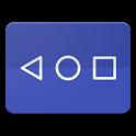 Simple Control(Navigation bar) icon