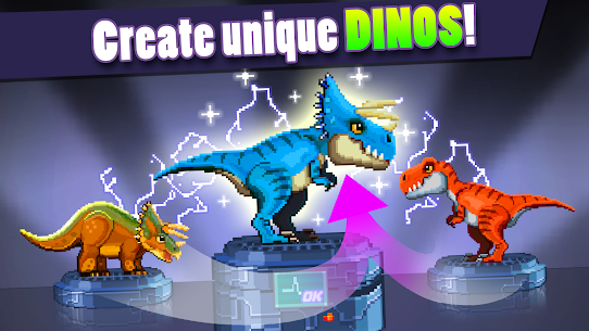 Dino Factory MOD 1.2.2 (Unlimited Money) APK 3