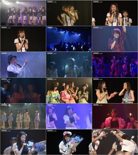 (LIVE)(公演) SKE48 チームS 「制服の芽」公演 二村春香 生誕祭 160516
