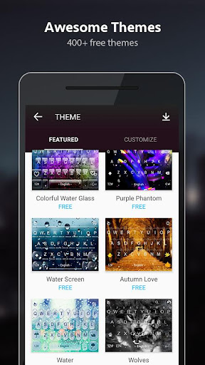 TouchPal 2017 Emoji Keyboard v6.1.4.2 build 5115