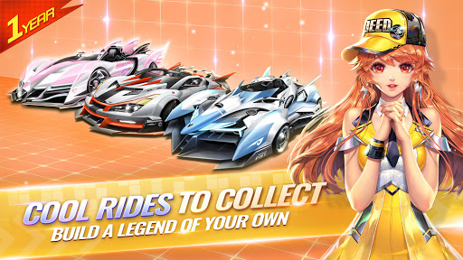 Garena Speed Drifters screenshot 22