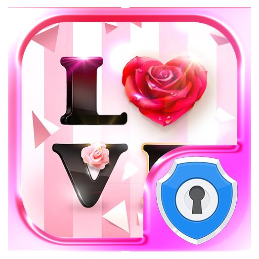 LOVE Theme- AppLock Pro Theme file APK for Gaming PC/PS3/PS4 Smart TV