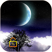 AppLock Theme Starry Sky