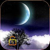 AppLock Theme Starry Sky