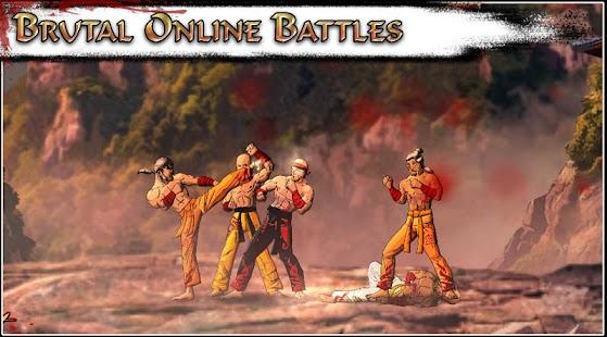 Martial Arts Brutality - náhled