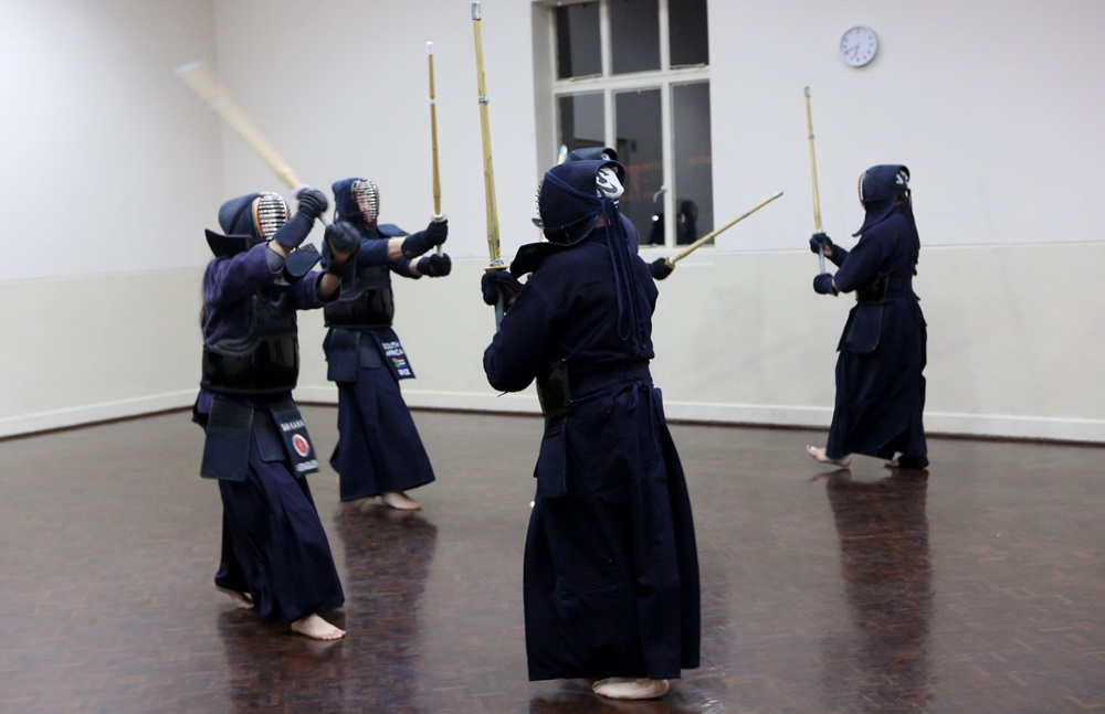 Kendo: South African warriors embrace the way of the sword