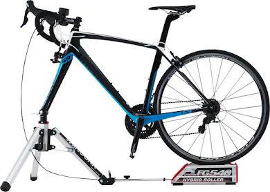 Minoura FG-540 Hybrid Roller: Front Fork Mounted Trainer with Roller Resistance Unit alternate image 0
