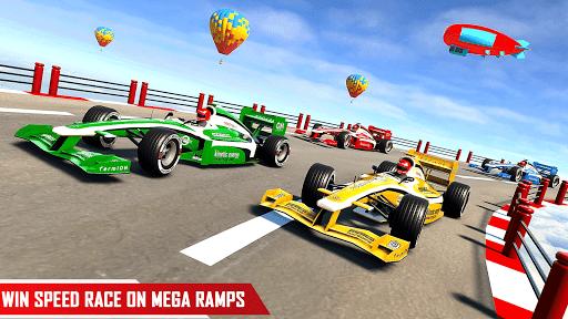 Formula Car Racing Stunt: Ramp Car Stunts 1.0.4 screenshots 5