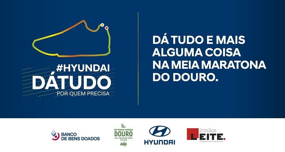 Participantes da Meia Maratona do Douro Vinhateiro vão poder doar equipamento desportivo