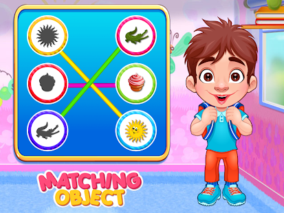 Object Matching: Kids Pair Making Learning Game Screenshot