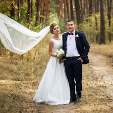 Wedding photographer Oksana Mala (omala). Photo of 16.10.2018