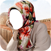 Hijab Woman Photo Making