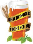 Logo for Beachcomber Pub