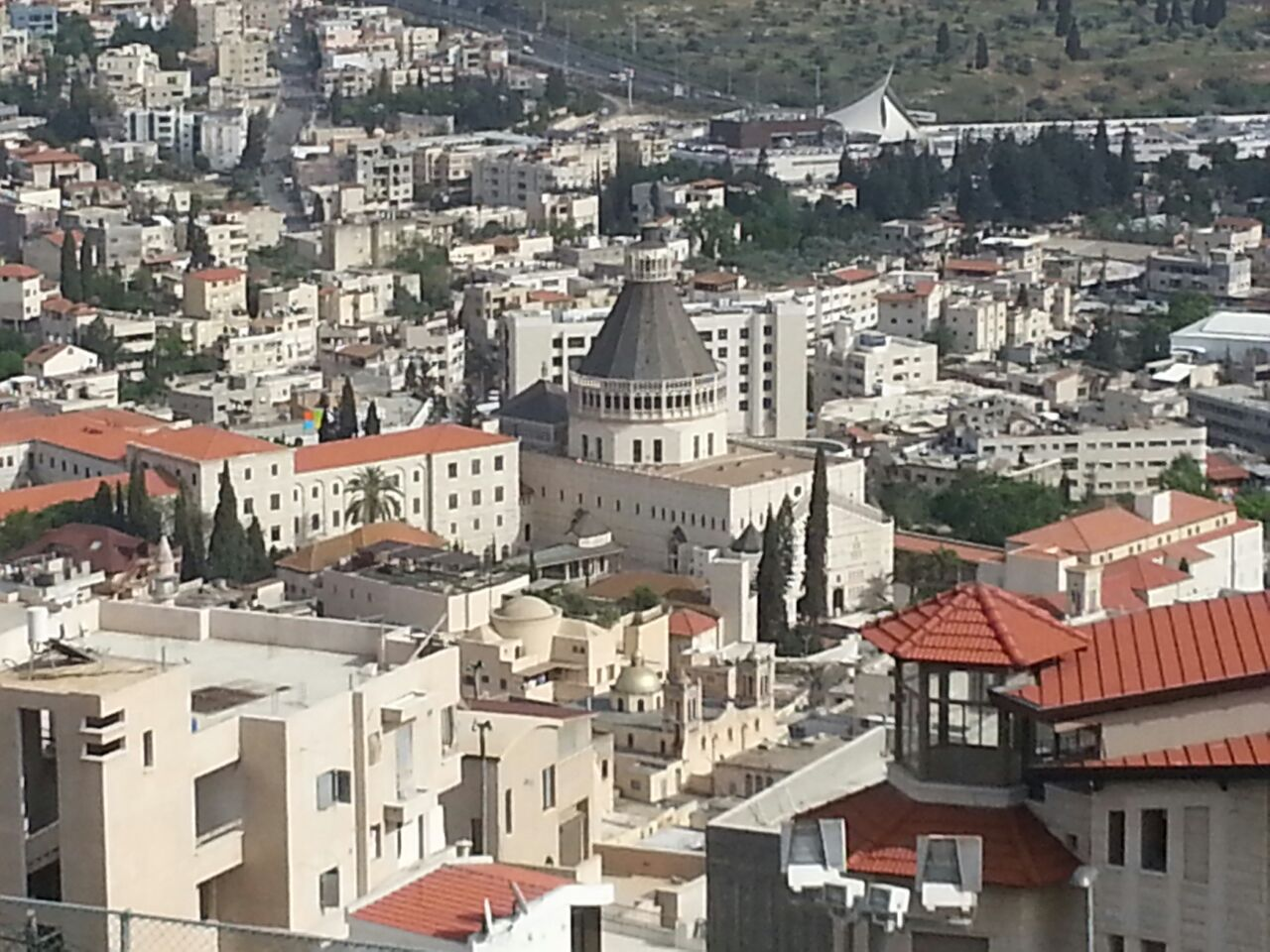 Photo: Vista General de Nazareth