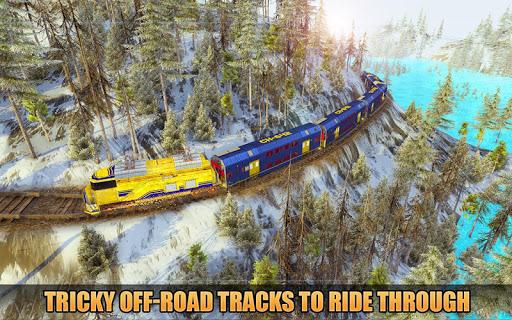 Indian Train Racing Simulator Pro: Train game 2019 image | 3